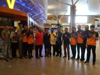 Sea Games Kuala Lumpur 2017 Dry Run at Marriot Hotel KL